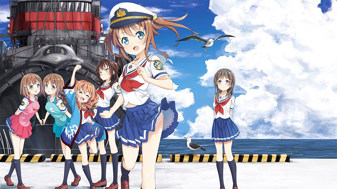 Cover image of High School Fleet