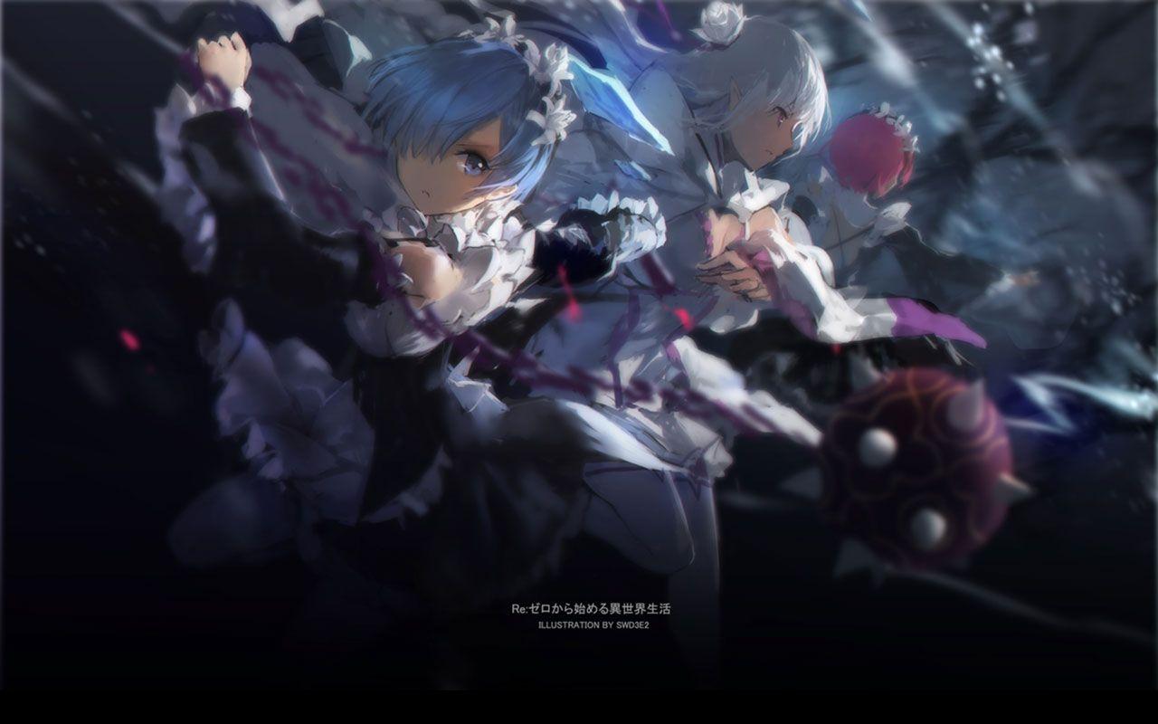 Cover image of Re:Zero kara Hajimeru Isekai Seikatsu