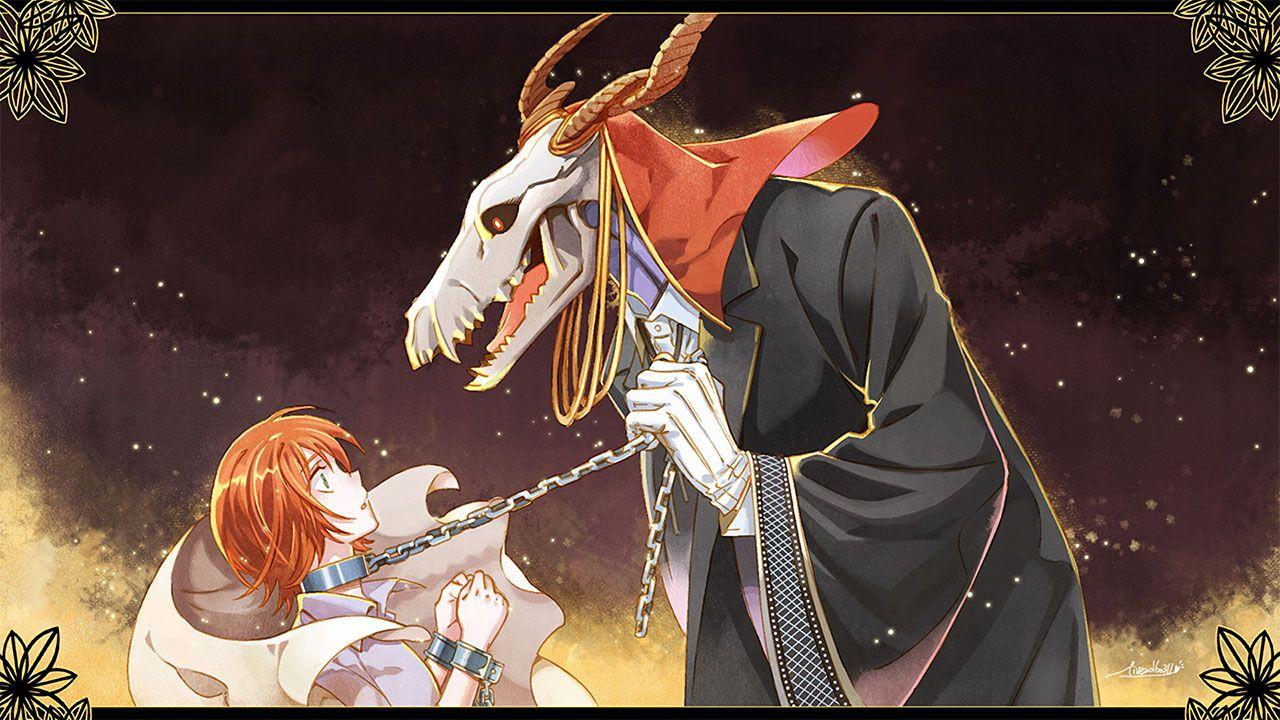 Cover image of Mahoutsukai no Yome: Hoshi Matsu Hito