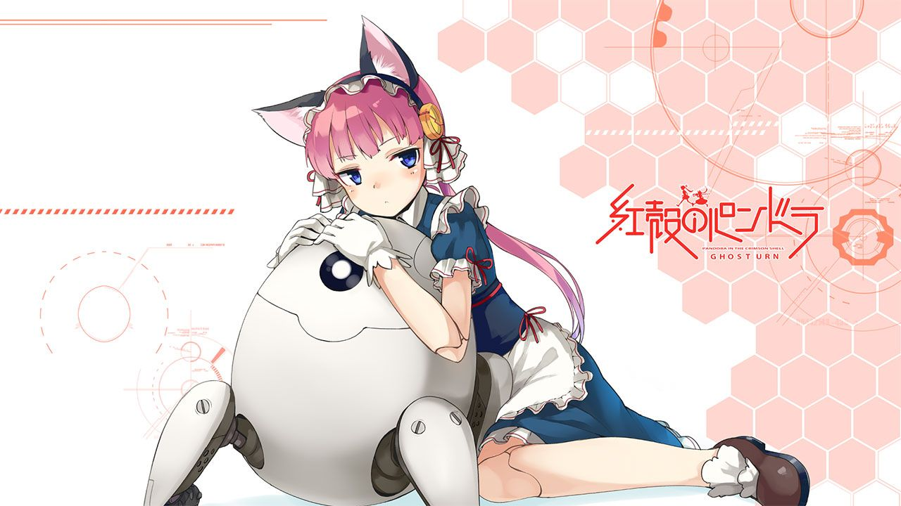 Cover image of Koukaku no Pandora