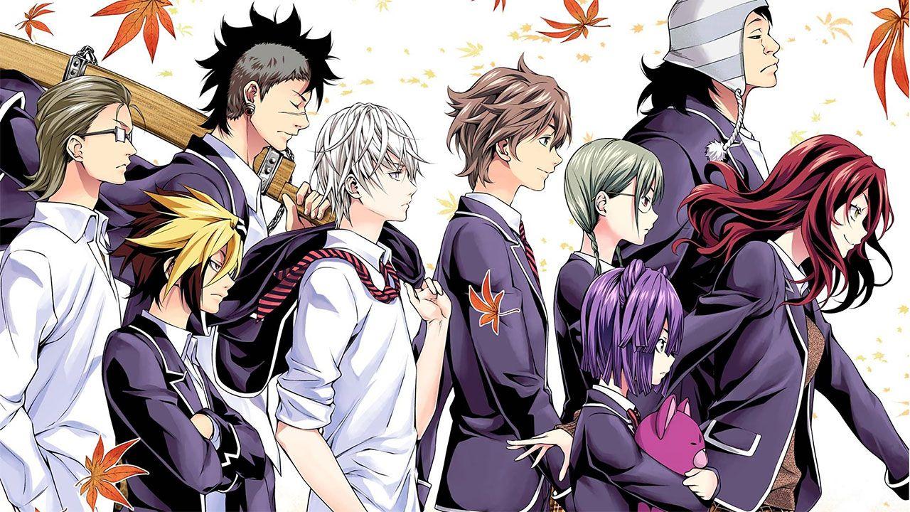 Cover image of Shokugeki no Souma: San no Sara