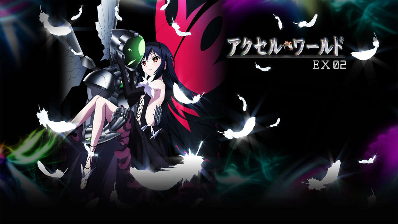 Cover image of Accel World EX