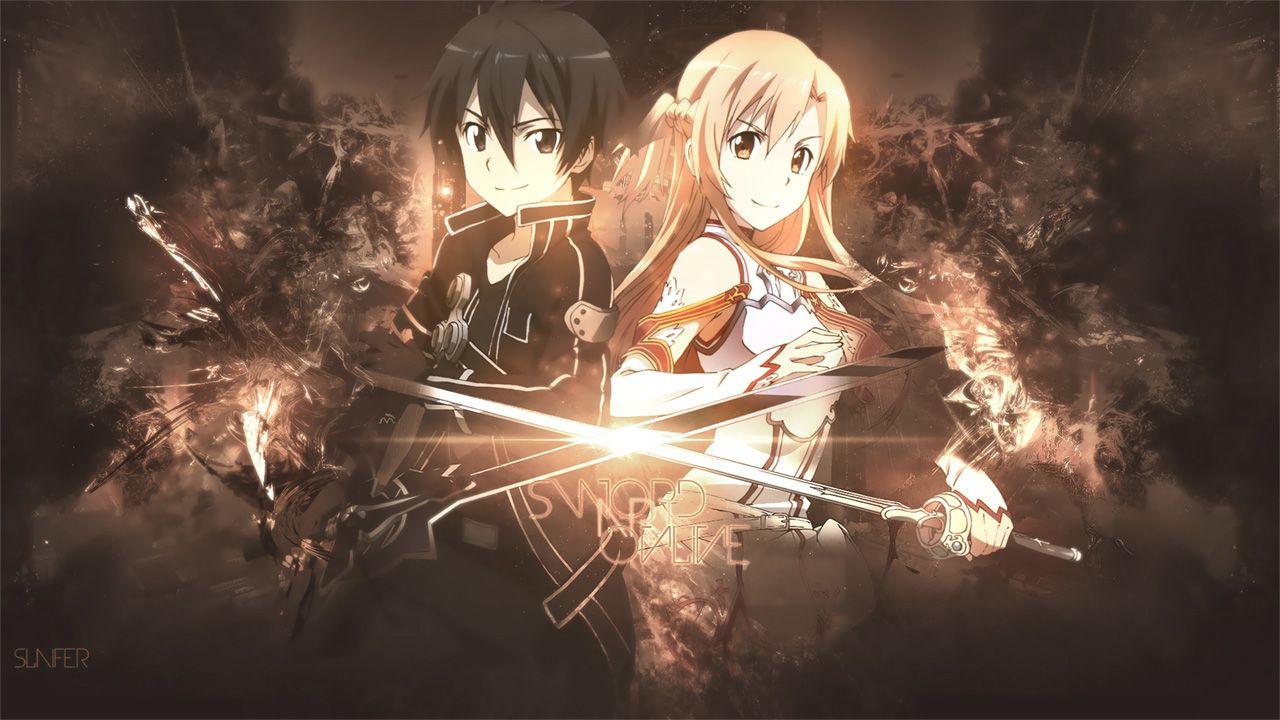 Cover image of Sword Art Online