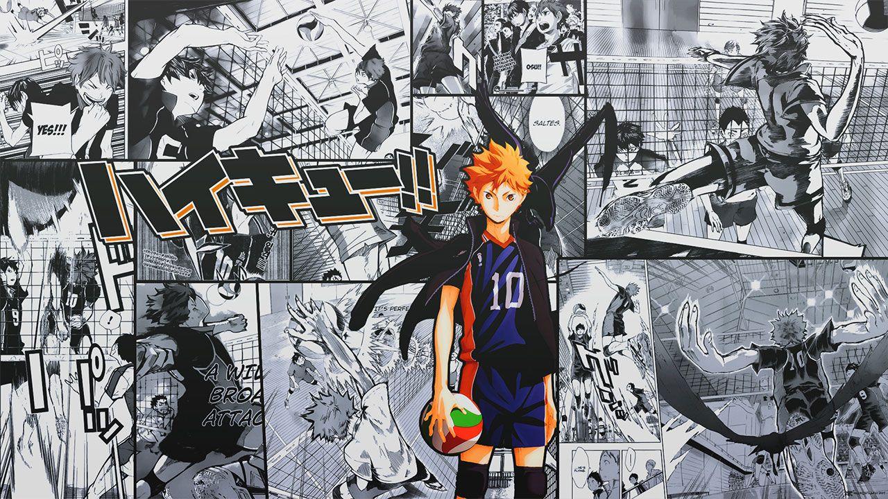 Cover image of Haikyuu!! Second Season