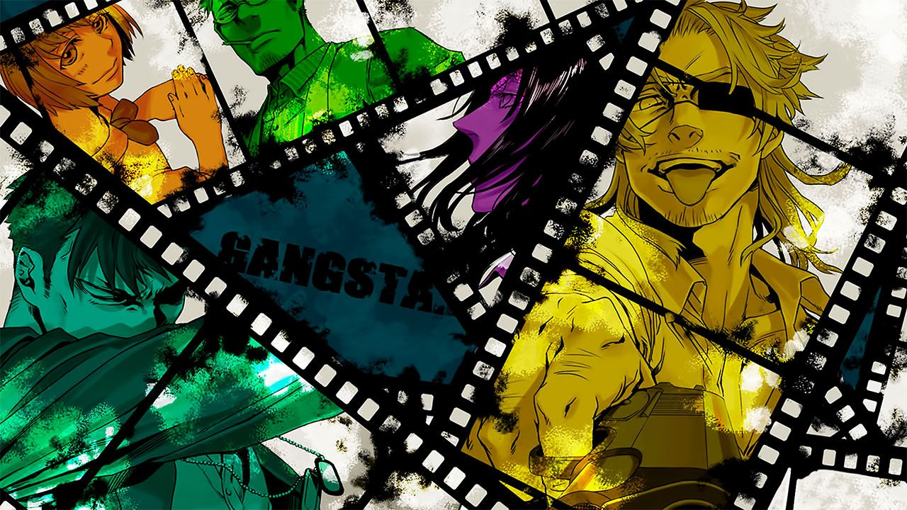 Cover image of Gangsta.