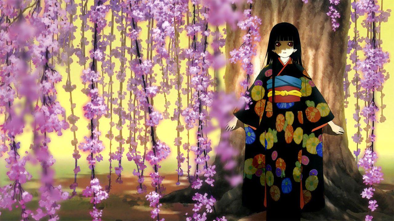 Cover image of Jigoku Shoujo Futakomori