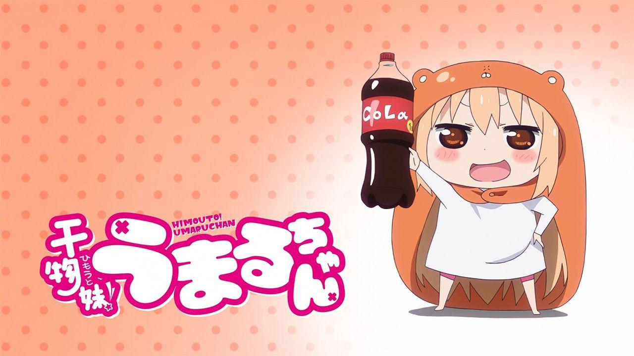 Cover image of Himouto! Umaru-chan