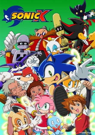 Poster of Sonic X
