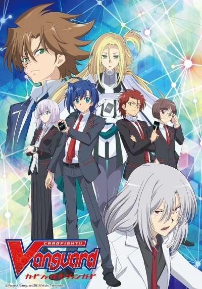 Poster of Cardfight!! Vanguard: Zoku Koukousei-hen