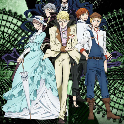 Poster of Bungou Stray Dogs 2nd Season