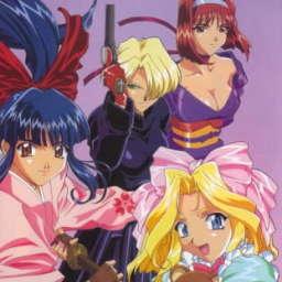 Poster of Sakura Taisen: Ouka Kenran