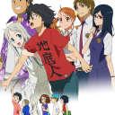 Poster of Ano Hi Mita Hana no Namae wo Bokutachi wa Mada Shiranai.