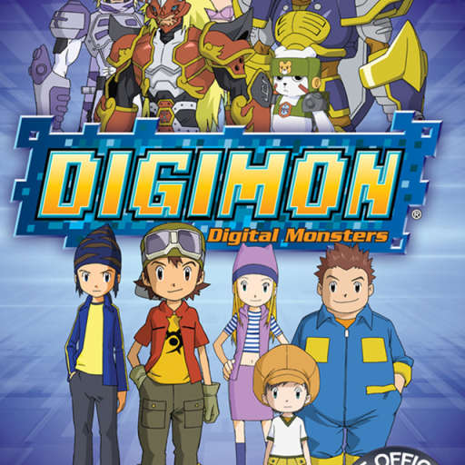Poster of Digimon Frontier
