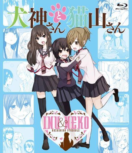 Poster of Inugami-san to Nekoyama-san: Nekoyama-san to Onsen Ryokou