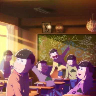 Poster of Osomatsu-san Movie