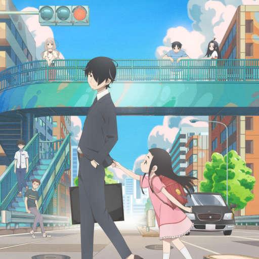 Poster of Kakushigoto (TV)