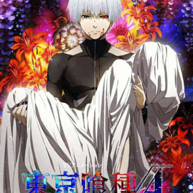Poster of Tokyo Ghoul √A