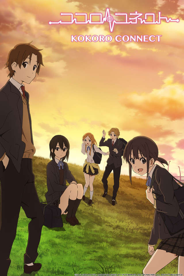 Poster of Kokoro Connect