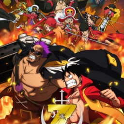 Poster of One Piece Film: Z