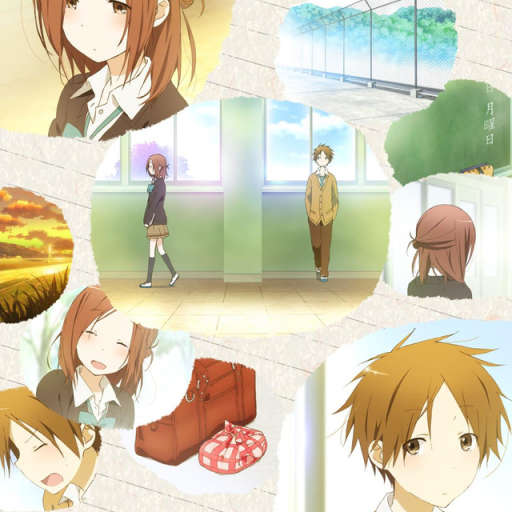 Poster of Isshuukan Friends.