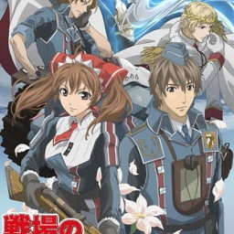 Poster of Senjou no Valkyria