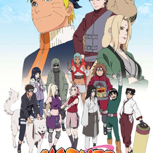 Poster of Naruto: Shippuuden