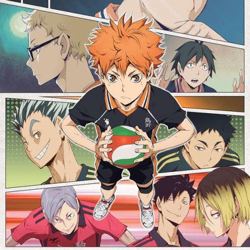 Haikyuu Manga Order: Haikyuu!! Ep. 01-25 Bluray HD :: Animepahe