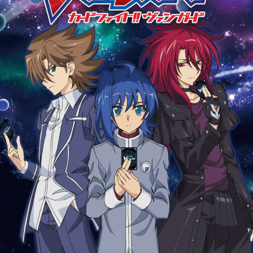 Poster of Cardfight!! Vanguard (2018)