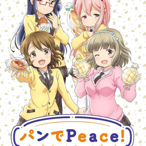 Poster of Pan de Peace!