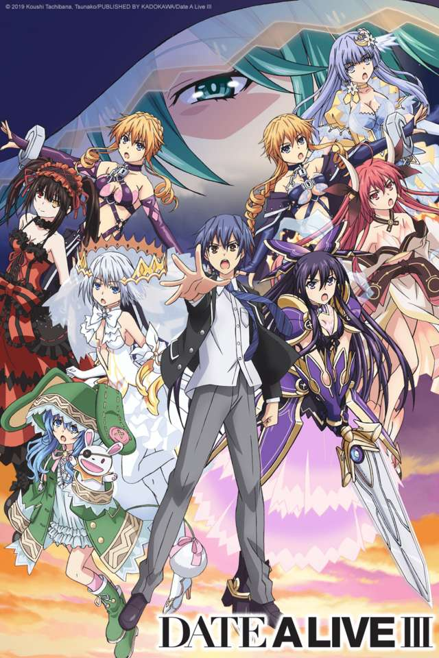Poster of Date A Live III