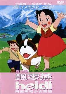 Poster of Alps no Shoujo Heidi (1979)