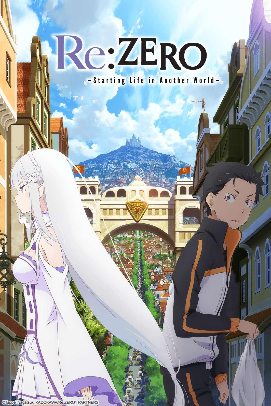 Poster of Re:Zero kara Hajimeru Isekai Seikatsu: Shin Henshuu-ban