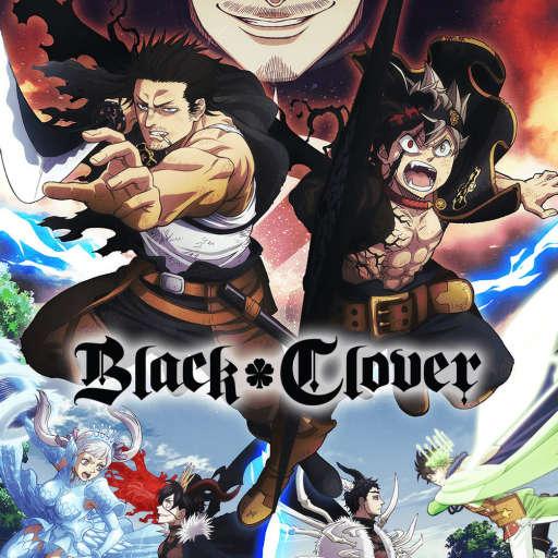 Poster of Black Clover
