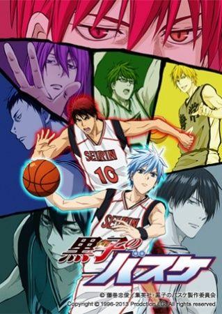 Kuroko No Basket 2nd Season Bluray HD Mini MP4
