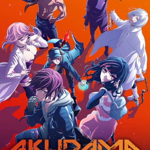 Poster of Akudama Drive