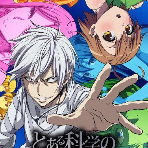 Poster of Toaru Kagaku no Accelerator