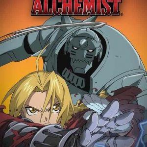 Poster of Fullmetal Alchemist
