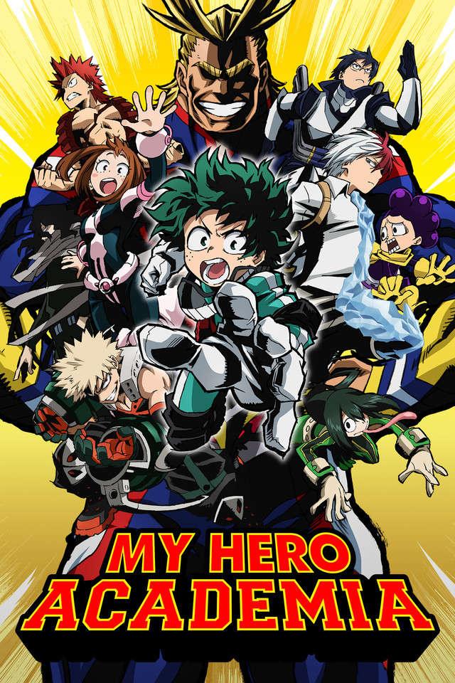 Boku No Hero Academia Animek A brief description of the my hero academia manga: boku no hero academia animek