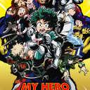 Poster of Boku no Hero Academia