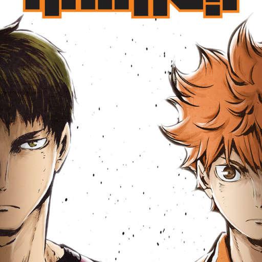 Poster of Haikyuu!!: Karasuno Koukou vs. Shiratorizawa Gakuen Koukou
