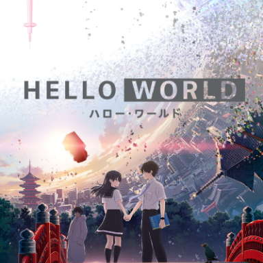 Poster of Hello World