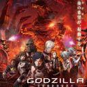 Poster of Godzilla 2: Kessen Kidou Zoushoku Toshi