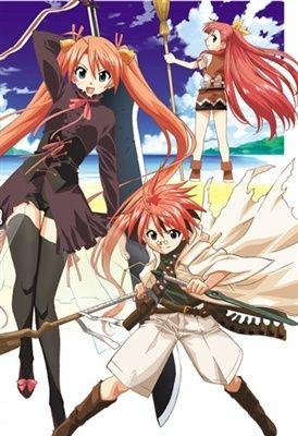 Poster of Mahou Sensei Negima!: Shiroki Tsubasa Ala Alba