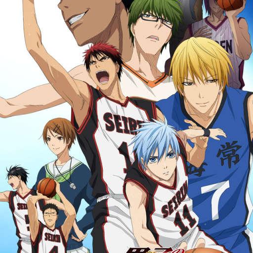 Poster of Kuroko no Basket