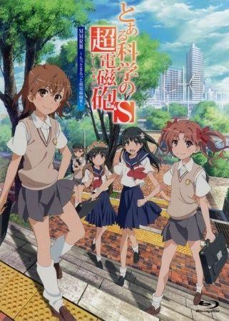 Poster of Toaru Kagaku no Railgun S: Motto Marutto Railgun