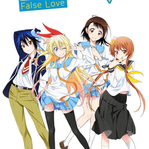 Poster of Nisekoi