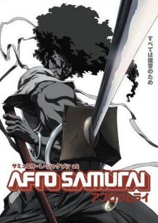Poster of Afro Samurai Movie