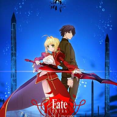 Poster of Fate/Extra: Last Encore