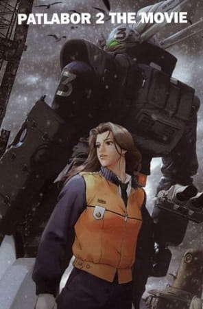 Poster of Kidou Keisatsu Patlabor 2 the Movie