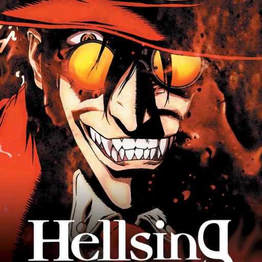 Poster of Hellsing